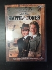 Smith ja Jones - Kausi 2 Box 2 3DVD (M-/VG) -tv-sarja-