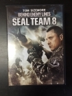 Behind Enemy Lines - Seal Team 8 DVD (VG/M-) -toiminta-