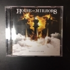 House Of Mirrors - Desolation CD (VG/M-) -hard rock-