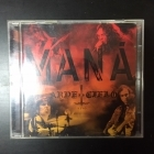 Mana - Arde El Cielo (Live) CD+DVD (VG+-M-/VG+) -pop rock-
