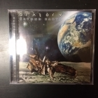 Oratory - Beyond Earth CD (VG+/M-) -symphonic power metal-