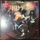 Kiss - Alive! (US/NBLP7020-798/1975) 2LP (VG+/VG) -hard rock-