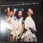 Pointer Sisters - Break Out LP (VG+-M-/VG+) -r&b-