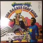 Jimmy Cliff - The Harder They Come (Original Soundtrack Recording) LP (VG+/VG+) -soundtrack-