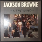 Jackson Browne - The Pretender LP (VG+-M-/VG+) -soft rock-
