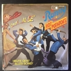Ronny And The Hot Potatoes - Ohh...Ilse / Heute Geht Alles Schief 7' (VG+/VG+) -rockabilly-