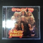 Kelly Family - Growin' Up CD (VG+/M-) -pop rock-