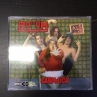 Roctum - Sandwich CDS (M-/M-) -heavy metal-
