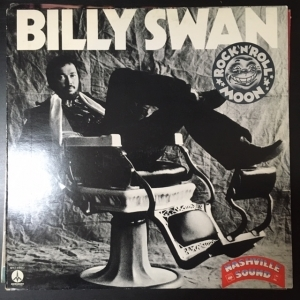 Billy Swan - Rock N Roll Moon LP (VG+-M-/VG) -country-