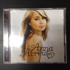 Anna Abreu - Anna Abreu CD (VG+/M-) -pop-