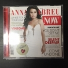 Anna Abreu - Now CD (VG+/M-) -pop-