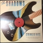 Shadows - String Of Hits LP (VG+/VG+) -rautalanka-