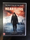 Heartless DVD (VG+/M-) -draama/kauhu-