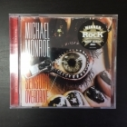 Michael Monroe - Sensory Overdrive CD (VG/M-) -glam rock-