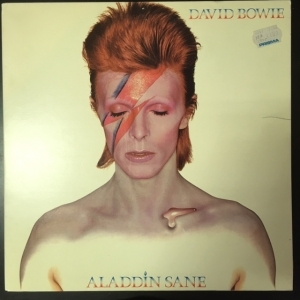 David Bowie - Aladdin Sane (UK/RS1001-LSP4852) LP (M-/VG+) -glam rock-