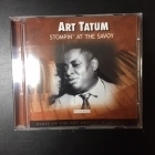 Art Tatum - Stompin' At The Savoy CD (M-/M-) -jazz-