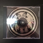 Riverboat Gamblers - Underneath The Owl PROMO CD (VG+/M-) -punk rock-