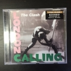 Clash - London Calling (remastered) CD (VG+/M-) -punk rock-