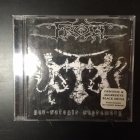 Troll - Neo-Satanic Supremacy CD (VG/VG+) -black metal-