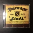 Damage Limit - Troubles Distilled CDEP (VG+/M-) -hard rock-