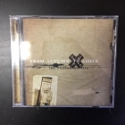 From Autumn To Ashes - The Fiction We Live CD (VG+/M-) -post-hardcore-