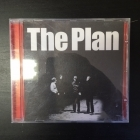 Plan - The Plan CD (VG+/VG+) -indie rock-