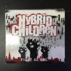 Hybrid Children - Fight As One CD (G/VG+) -hard rock-