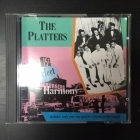 Platters - Perfect Harmony CD (M-/VG+) -soul/r&b-