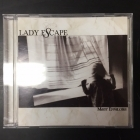 Lady Escape - Messy Envelopes CDEP (VG+/M-) -indie rock-