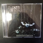 Wiz - Shattered-Mind-Therapy CD (M-/M-) -power metal-