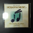 Praise & Worship - The Best Of Hosanna! Music 2CD (VG-VG+/M-) -gospel-