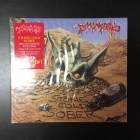 Tankard - Stone Cold Sober (deluxe edition) CD (avaamaton) -thrash metal-