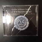 Whitesnake - The Silver Anniversary Collection 2CD (VG+/M-) -hard rock-