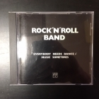 Rock'N'Roll Band - Everybody Needs Dance Music Sometimes (FIN/LRCD147/1990) CD (VG+/VG+) -blues rock-