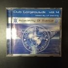 LP Stovring - Academy Of Trance: Club Gorgeous.dk Vol.4 CD (VG+/VG+) -trance-