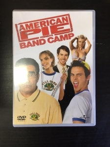 American Pie Presents: Band Camp DVD (VG+/M-) -komedia-