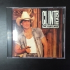 Clint Black - The Hard Way CD (M-/VG+) -country-