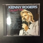 Kenny Rogers - Greatest Hits CD (VG+/VG+) -country-