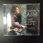 Rosanne Cash - The List CD (VG+/M-) -country-