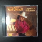 Mark Chesnutt - Longnecks & Short Stories CD (VG/M-) -country-