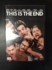 This Is The End DVD (M-/M-) -komedia-