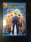 Night At The Museum 2 DVD (VG+/M-) -komedia-