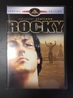 Rocky (special edition) DVD (VG+/M-) -draama-