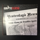 White Flame - Yesterday's News CD (M-/M-) -hard rock-
