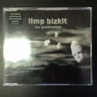 Limp Bizkit - My Generation CDS (VG+/M-) -nu metal-