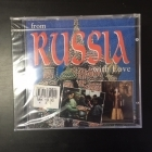 From Russia With Love CD (avaamaton)