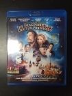 Imaginarium Of Doctor Parnassus Blu-ray (M-/M-) -seikkailu-