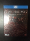 Game Of Thrones - Kaudet 1-4 Blu-ray (avaamaton) -tv-sarja-