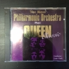 Royal Philharmonic Orchestra - Plays Queen Classic CD (VG/VG) -klassinen-