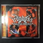Ironboss - Roll Out The Rock Singles 1995-2001 CD (M-/M-) -stoner rock-